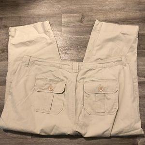 Venezia Pants - Lane Bryant Venezia Crop Pant Women's 20 NEW